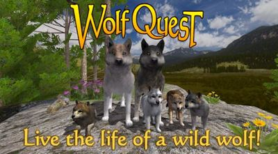 hra Wolf Quest